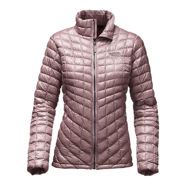 Discount NORTH FACE WOMEN\'S THERMOBALL  FULL ZIP JACKET (EXCLUSIVE COLORS) QUAIL GREY ONLINE