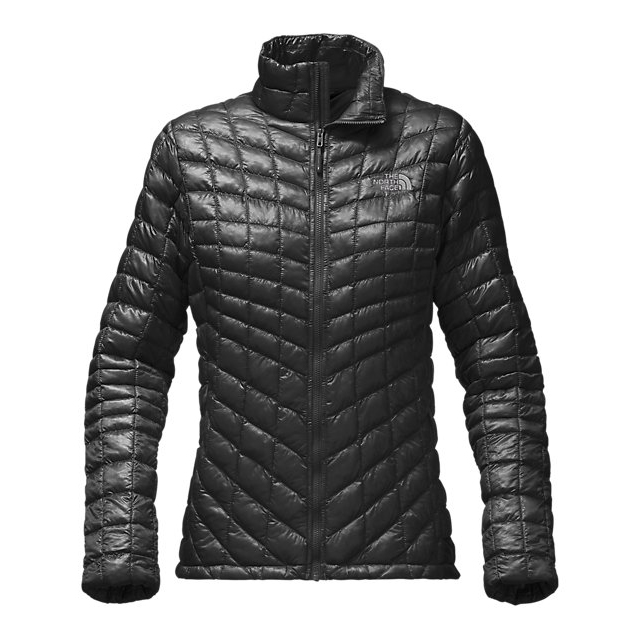 Discount NORTH FACE WOMEN'S THERMOBALL  FULL ZIP JACKET (EXCLUSIVE COLORS) BLACK ONLINE