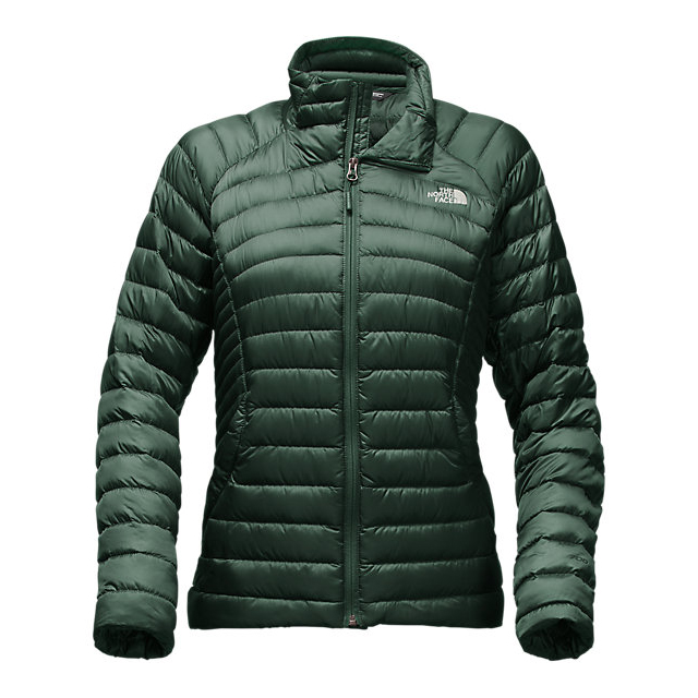Discount NORTH FACE WOMEN'S TONNERRO JACKET DARKEST SPRUCE ONLINE