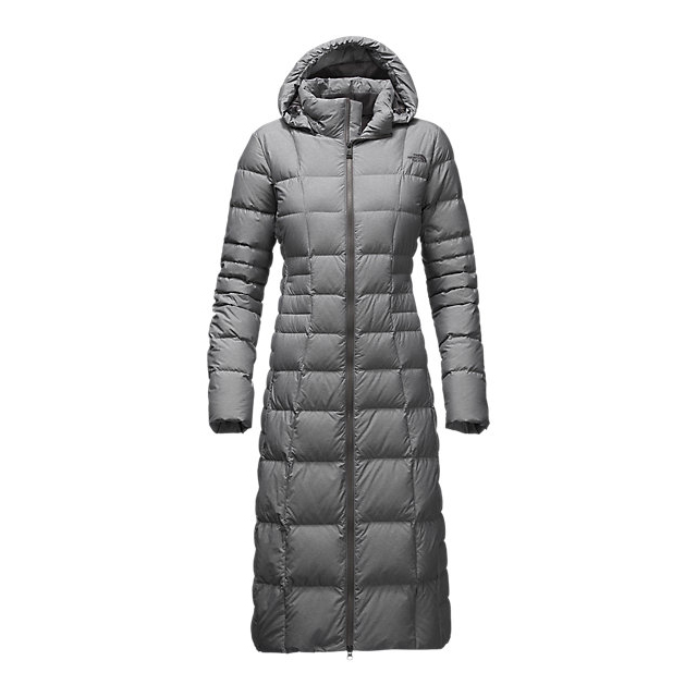 Discount NORTH FACE WOMEN'S TRIPLE C II PARKA MEDIUM GREY HEATHER ONLINE
