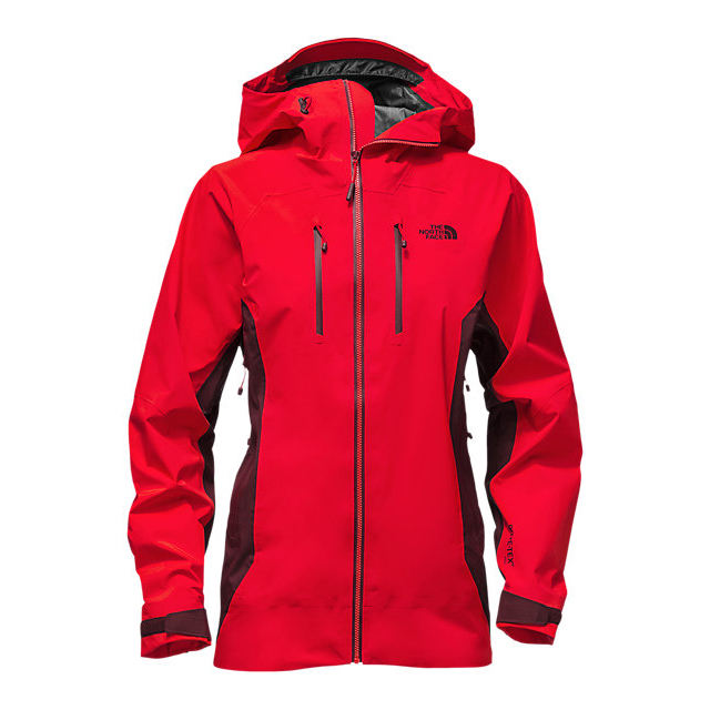 Discount NORTH FACE WOMEN'S DIHEDRAL SHELL JACKET HIGH RISK RED/DEEP GARNET RED ONLINE