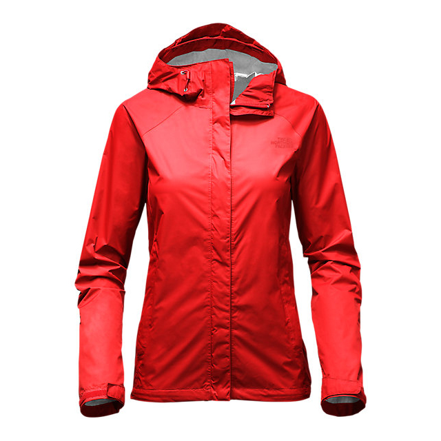 Discount NORTH FACE WOMEN\'S VENTURE JACKET HIGH RISK RED ONLINE