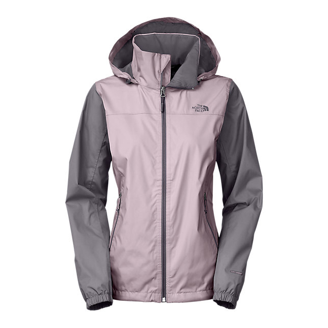 Discount NORTH FACE WOMEN'S RESOLVE PLUS JACKET QUAIL GREY/RABBT GREY ONLINE