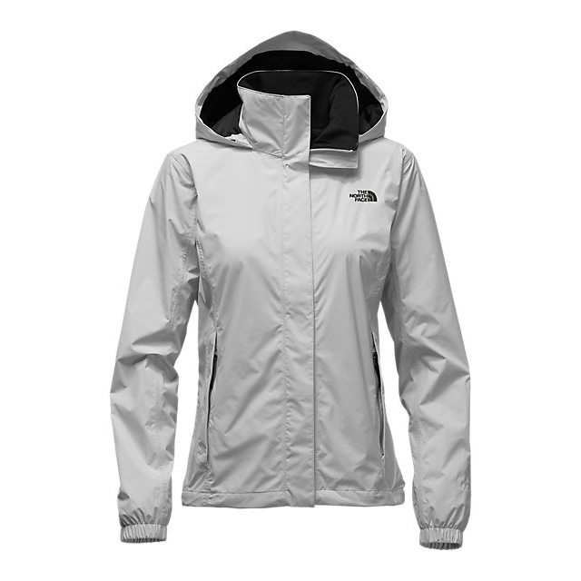 Discount NORTH FACE WOMEN\'S RESOLVE JACKET LUNAR ICE GREY ONLINE