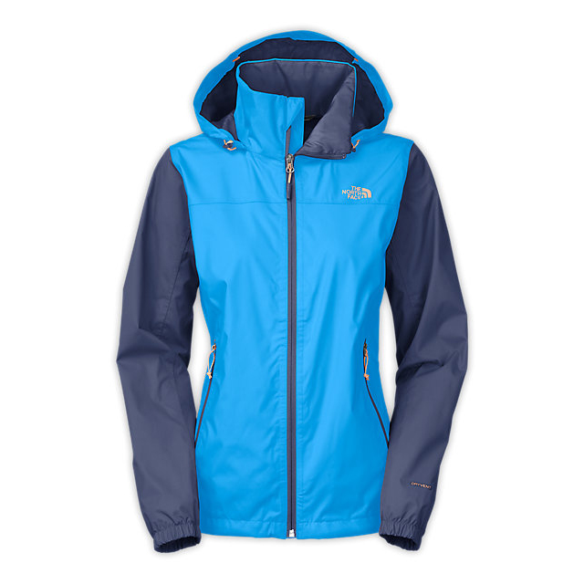 Discount NORTH FACE WOMEN\'S RESOLVE PLUS JACKET CLEAR LAKE BLUE/PATRIOT BLUE ONLINE