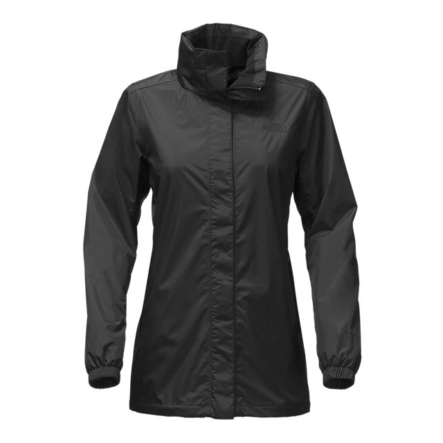 Discount NORTH FACE WOMEN'S RESOLVE PARKA BLACK ONLINE