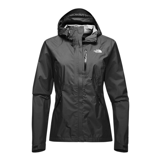 Discount NORTH FACE WOMEN'S DRYZZLE JACKET BLACK ONLINE