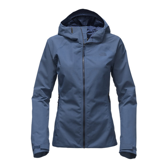 Discount NORTH FACE WOMEN\'S FUSEFORM MONTRO JACKET SHADY BLUE FUSE ONLINE