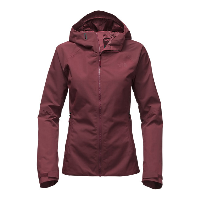 Discount NORTH FACE WOMEN\'S FUSEFORM MONTRO JACKET DEEP GARNET RED FUSE ONLINE