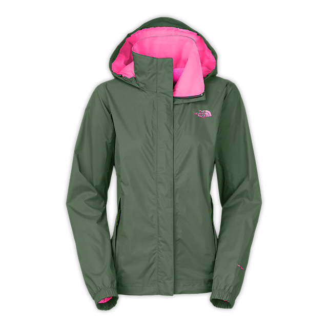 Discount NORTH FACE WOMEN\'S RESOLVE JACKET LAUREL WREATH GREEN ONLINE