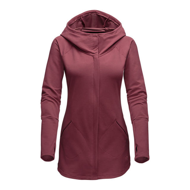 Discount NORTH FACE WOMEN'S WRAP-TURE FULL ZIP JACKET RENAISSANCE ROSE ONLINE