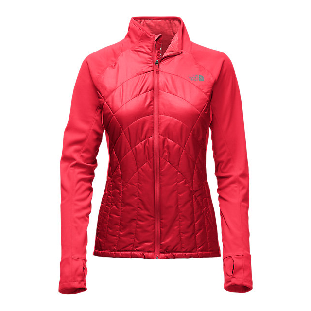 Discount NORTH FACE WOMEN'S ANIMAGI JACKET MELON RED ONLINE