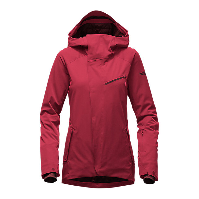 Discount NORTH FACE WOMEN'S MENDELSON JACKET BIKING RED ONLINE