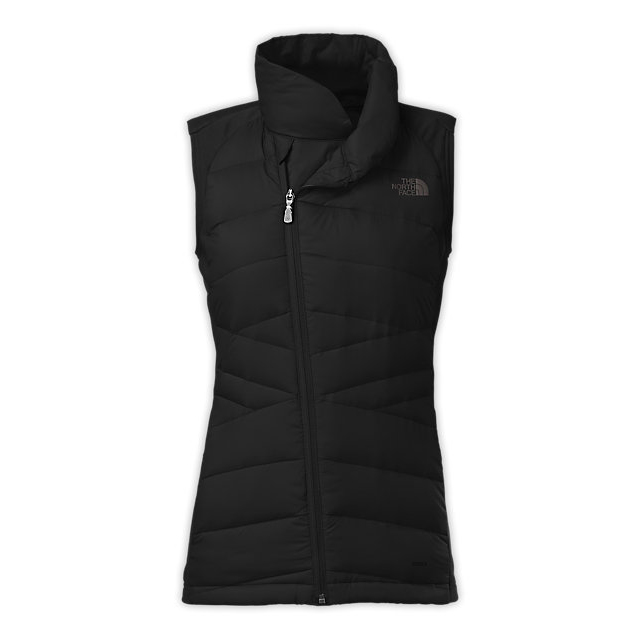 Discount NORTH FACE WOMEN\'S LUCIA HYBRID DOWN VEST BLACK ONLINE