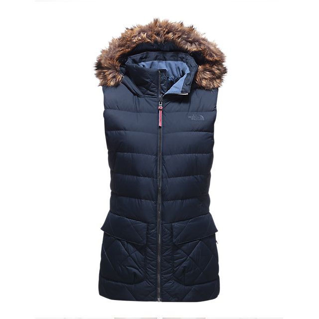 Discount NORTH FACE WOMEN'S NITCHIE INSULATED VEST URBAN NAVY ONLINE
