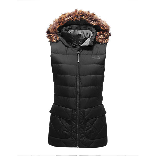 Discount NORTH FACE WOMEN\'S NITCHIE INSULATED VEST BLACK ONLINE
