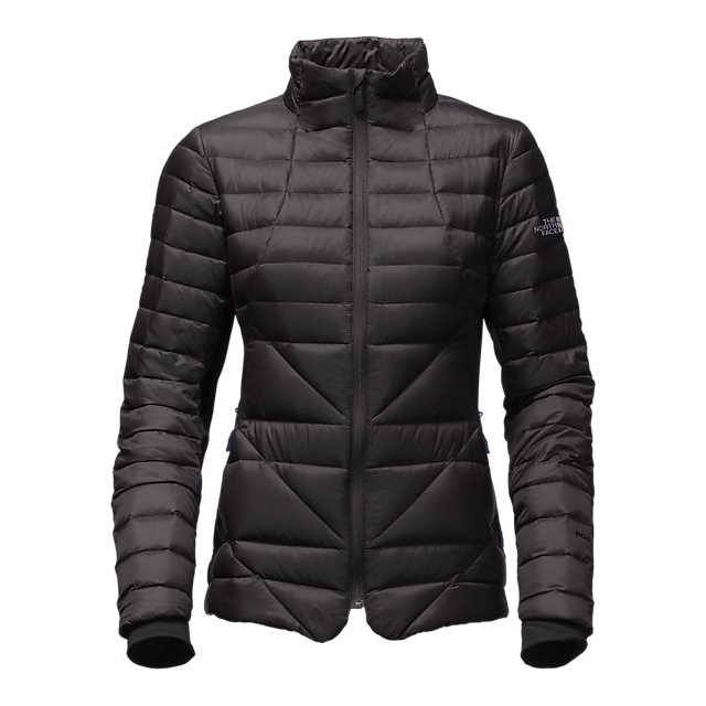 Discount NORTH FACE WOMEN'S LUCIA HYBRID DOWN JACKET BLACK ONLINE