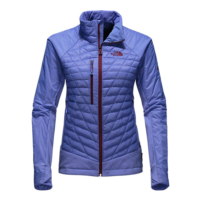 Discount NORTH FACE WOMEN'S DESOLATION THERMOBALL  JACKET STELLAR BLUE ONLINE