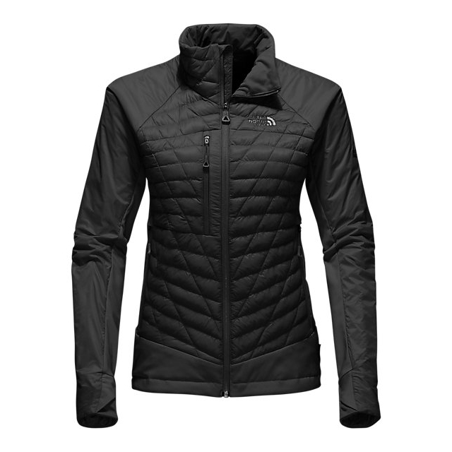 Discount NORTH FACE WOMEN'S DESOLATION THERMOBALL  JACKET BLACK ONLINE
