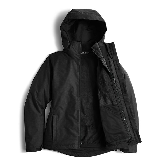 Discount NORTH FACE WOMEN\'S HELATA TRICLIMATE  JACKET BLACK ONLINE
