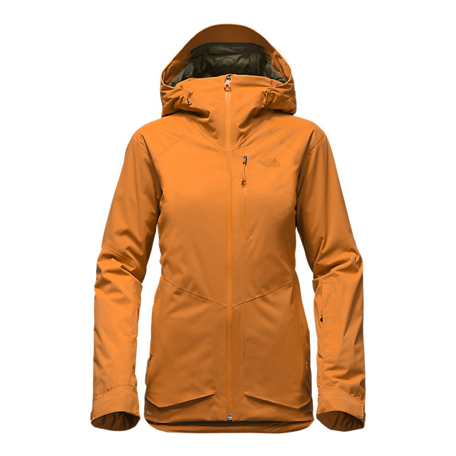 Discount NORTH FACE WOMEN'S SICKLINE INSULATED JACKET CITRINE YELLOW ONLINE