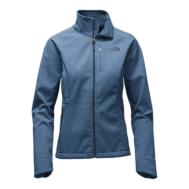 Discount NORTH FACE WOMEN\'S APEX BIONIC 2 JACKET - UPDATED DESIGN SHADY BLUE HEATHER ONLINE