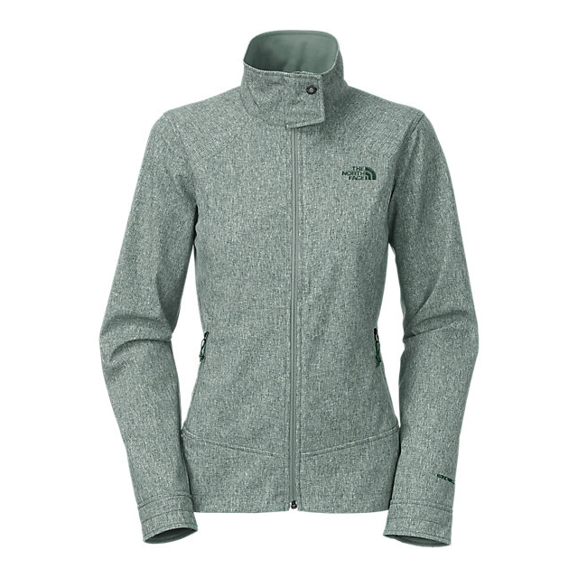 Discount NORTH FACE WOMEN'S CALENTITO 2 JACKET BALSAM GREEN HEATHER ONLINE