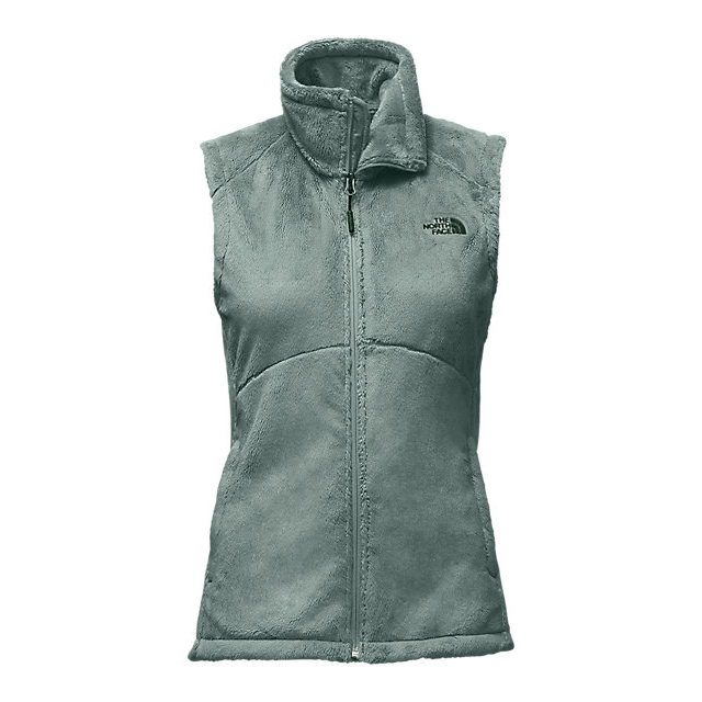Discount NORTH FACE WOMEN\'S OSITO VEST BALSAM GREEN ONLINE