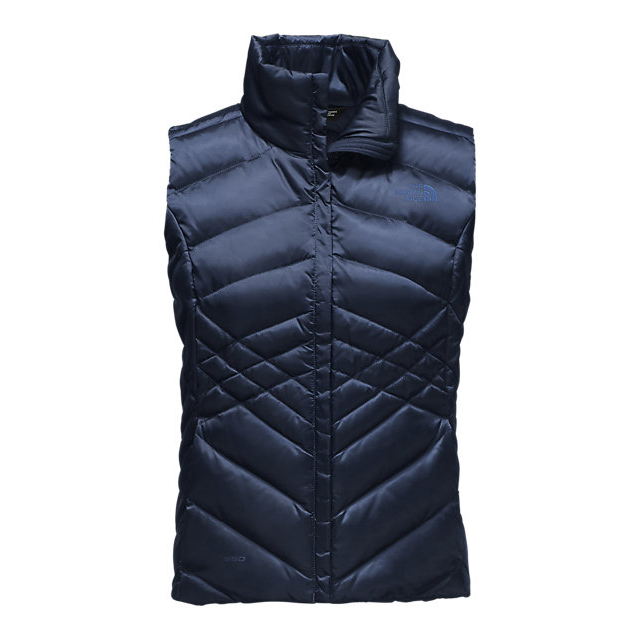 Discount NORTH FACE WOMEN'S ACONCAGUA VEST COSMIC BLUE ONLINE