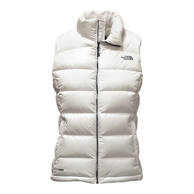 Discount NORTH FACE WOMEN'S NUPTSE 2 VEST VAPOROUS GREY ONLINE