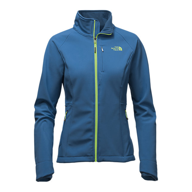 Discount NORTH FACE WOMEN'S APEX BIONIC 2 JACKET - UPDATED DESIGN SHADY BLUE ONLINE