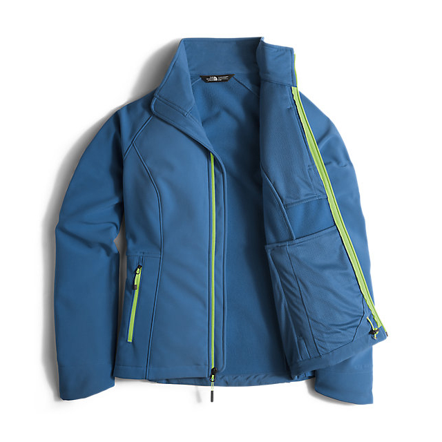Discount NORTH FACE WOMEN\'S APEX BIONIC 2 JACKET - UPDATED DESIGN SHADY BLUE ONLINE