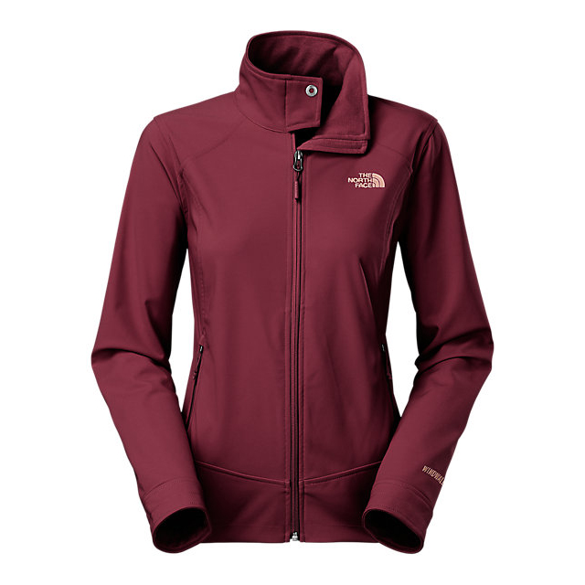 Discount NORTH FACE WOMEN'S CALENTITO 2 JACKET DEEP GARNET RED ONLINE