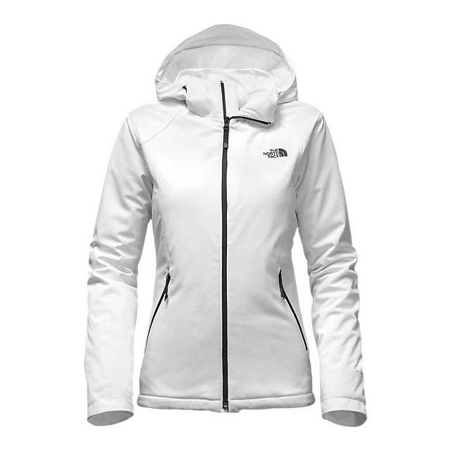 Discount NORTH FACE WOMEN'S APEX ELEVATION JACKET WHITE ONLINE