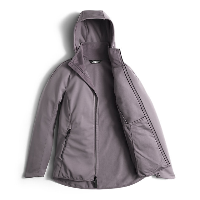 Discount NORTH FACE WOMEN\'S APEX LILMORE PARKA RABBIT GREY ONLINE