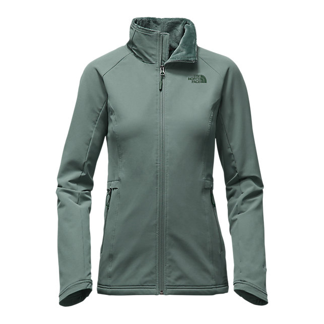 Discount NORTH FACE WOMEN'S LISIE RASCHEL JACKET BALSAM GREEN ONLINE