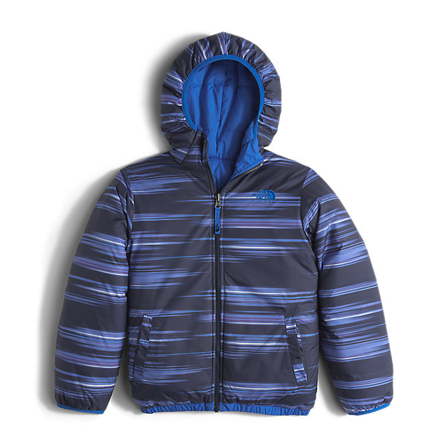 Discount NORTH FACE BOYS\' REVERSIBLE PERRITO JACKET JAKE BLUE ONLINE