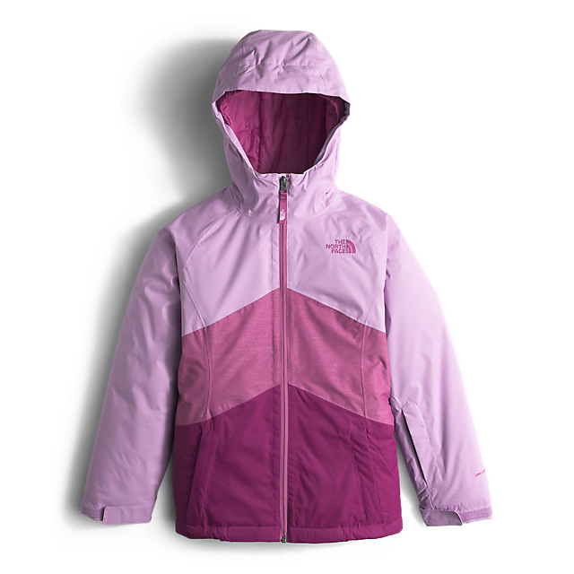 Discount NORTH FACE GIRLS\' BRIANNA INSULATED JACKET LUPINE ONLINE