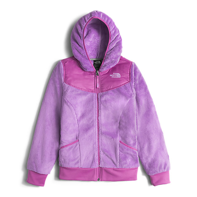 Discount NORTH FACE GIRLS\' OSO HOODIEGIRLS\' OSO HOODIE LUPINE ONLINE