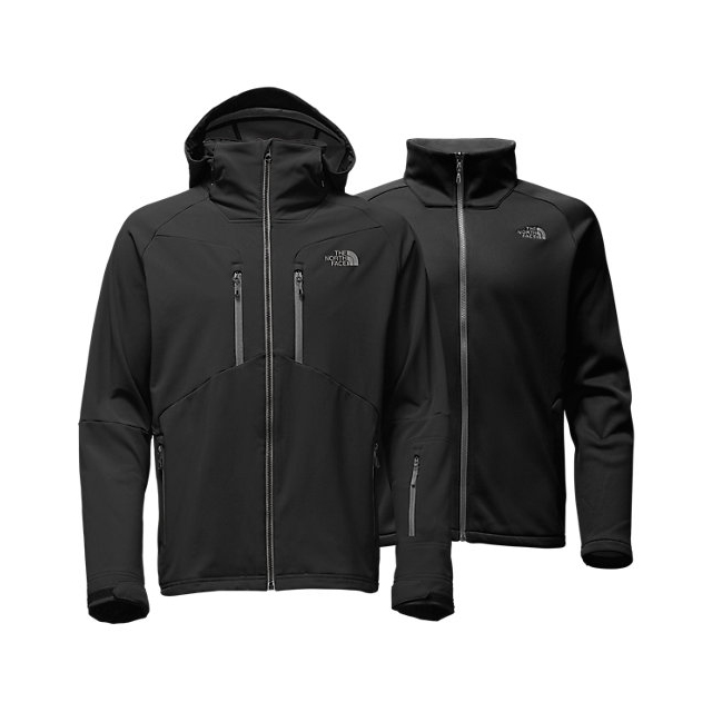 Discount NORTH FACE MEN'S APEX STORM PEAK TRICLIMATE JACKET BLACK ONLINE