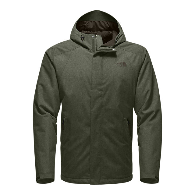 Discount NORTH FACE MEN\'S INLUX INSULATED JACKET CLIMBING IVY GREEN ONLINE