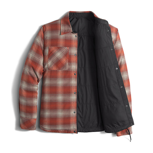 Discount NORTH FACE MEN\'S FORT POINT FLANNEL BLACK ONLINE