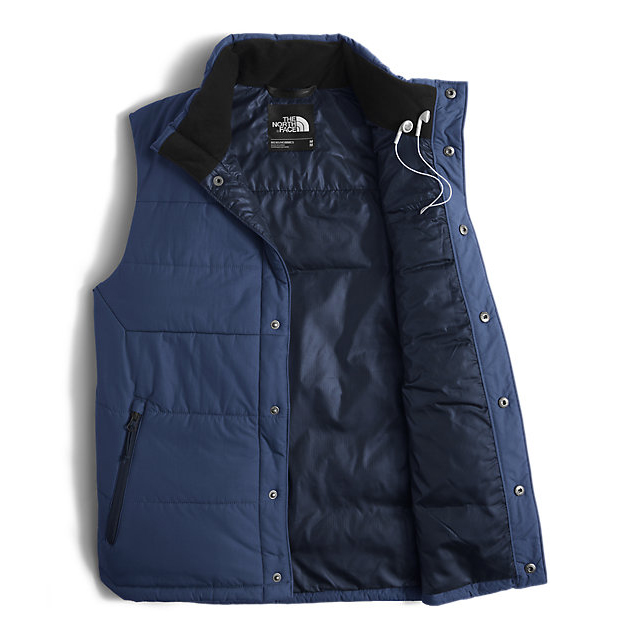 Discount NORTH FACE MEN\'S PATRICKS POINT VEST SHADY BLUE ONLINE