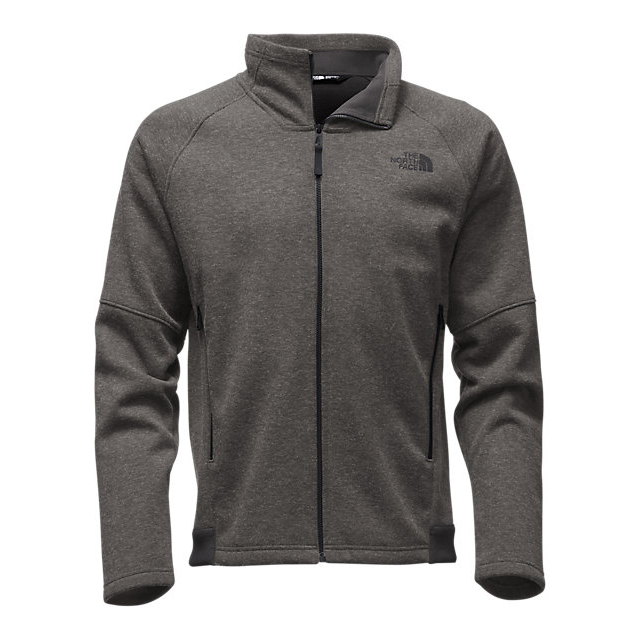 CHEAP NORTH FACE MEN'S FAR NORTHERN FULL ZIP ASPHALT GREY HEATHER / ASPHALT GREY HEATHER ONLINE