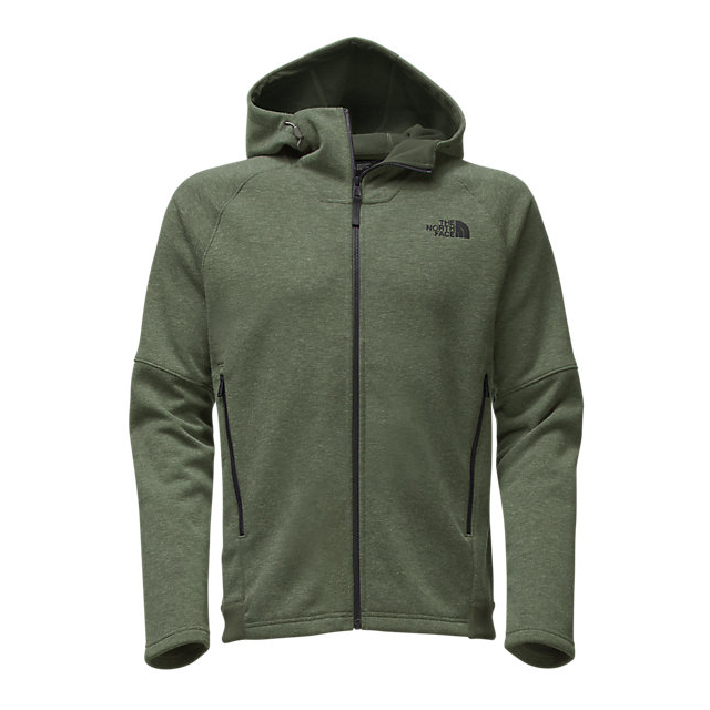 Discount NORTH FACE MEN\'S FAR NORTHERN HOODIE ROSIN GREEN HEATHER/ROSIN GREEN HEATHER ONLINE