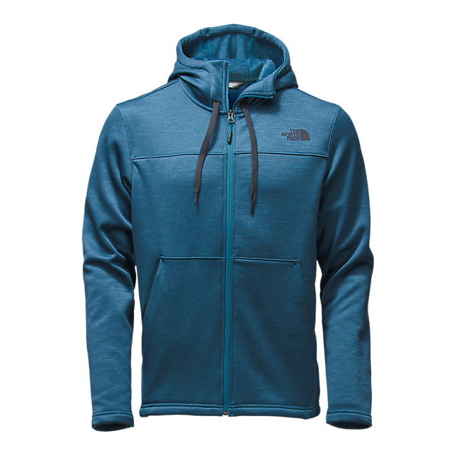 Discount NORTH FACE MEN'S SCHENLEY HOODIE BANFF BLUE HEATHER ONLINE