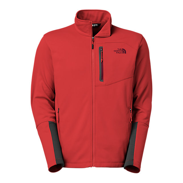 Discount NORTH FACE MEN'S CANYONLANDS FULL ZIP CARDINAL RED ONLINE