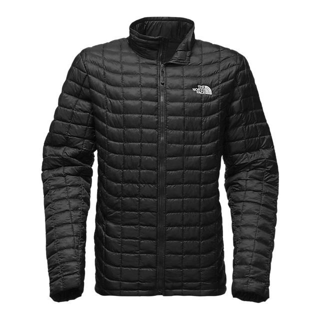 Discount NORTH FACE MEN'S THERMOBALL FULL ZIP JACKET - TALL BLACK ONLINE