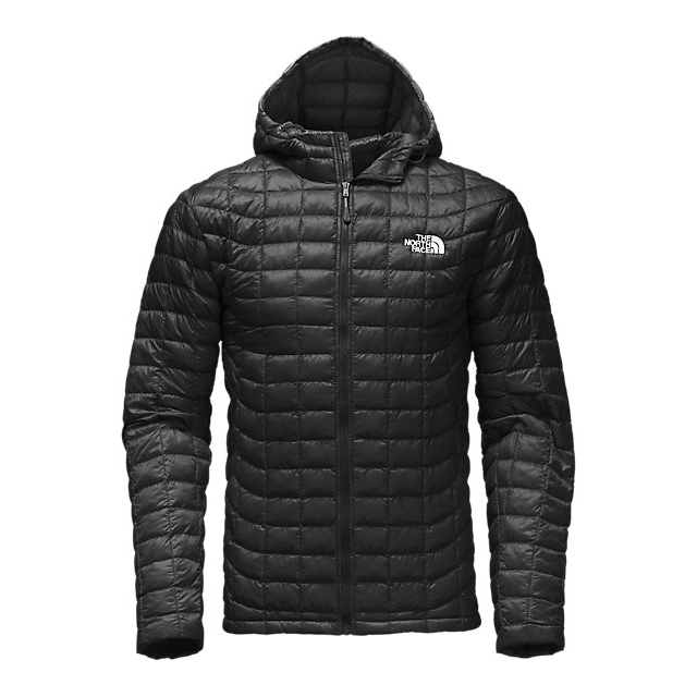Discount NORTH FACE MEN\'S THERMOBALL HOODIE BLACK ONLINE