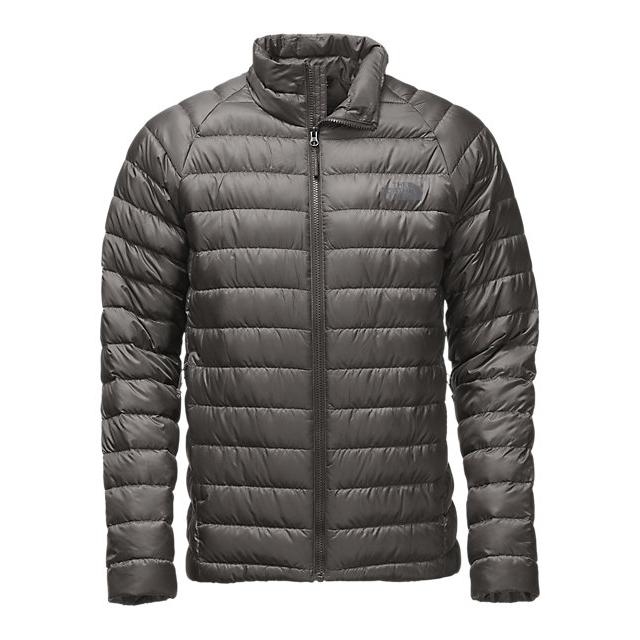 Discount NORTH FACE MEN\'S TREVAIL JACKET FUSEBOX GREY ONLINE